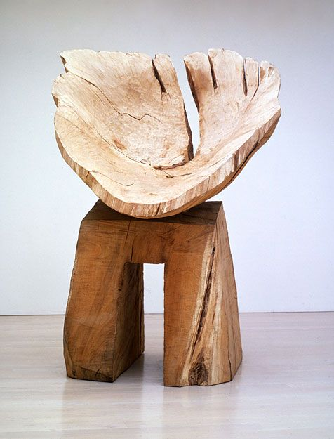 Mizunara Bowl by David Nash