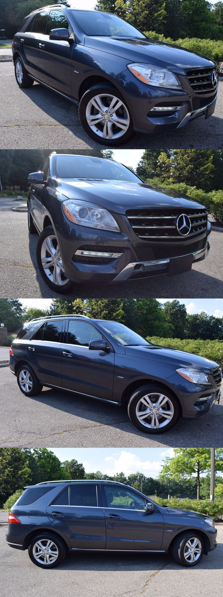 SUVs: 2012 Mercedes-Benz M-Class Awd-Edition(4Matic) Ml-Class Suv 2012 Mercedes-Benz Ml350 M-Class 3.5L Awd Navigation Sunroof 19 Camera Leather -> BUY IT NOW ONLY: $14200 on eBay!