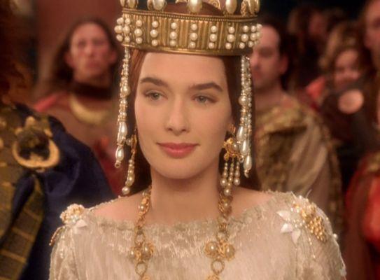 Lena Heady as Guinevere in Merlin (1998)