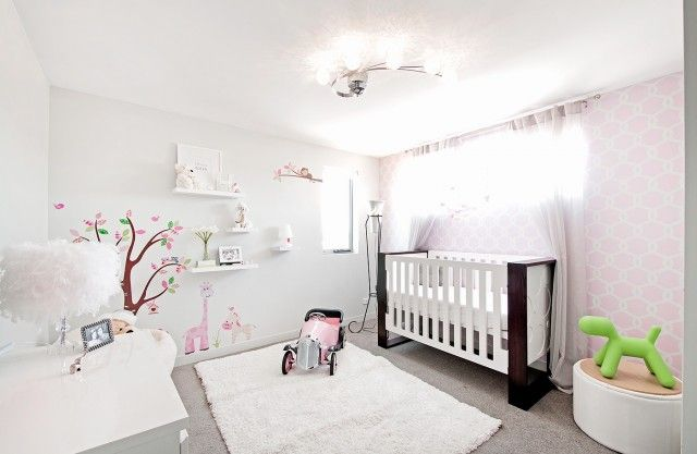 Real rooms: A stylish nursery that both mum and child will love