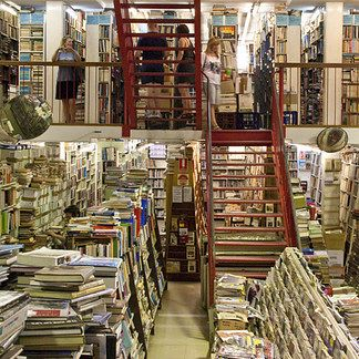 Gould's Book Arcade, Sydney | 17 Spectacular Bookshops In Australia To See