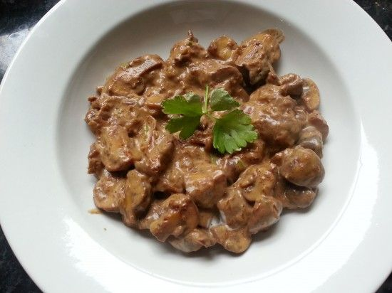 The 5-2 Diet, Mushroom Stroganoff | 5-2 diet | Pinterest