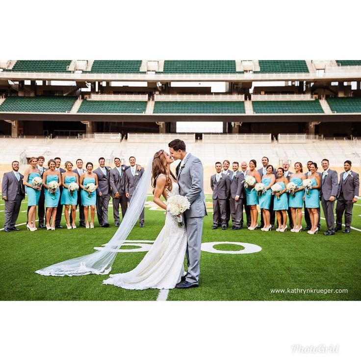 Mclane stadium wedding