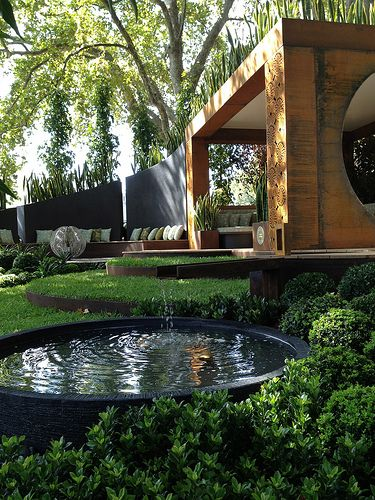 25 beste idee n over waterornamenten op pinterest tuin for Pool show in melbourne