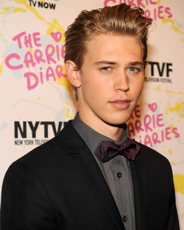 Austin Butler. I think its the hair that does it