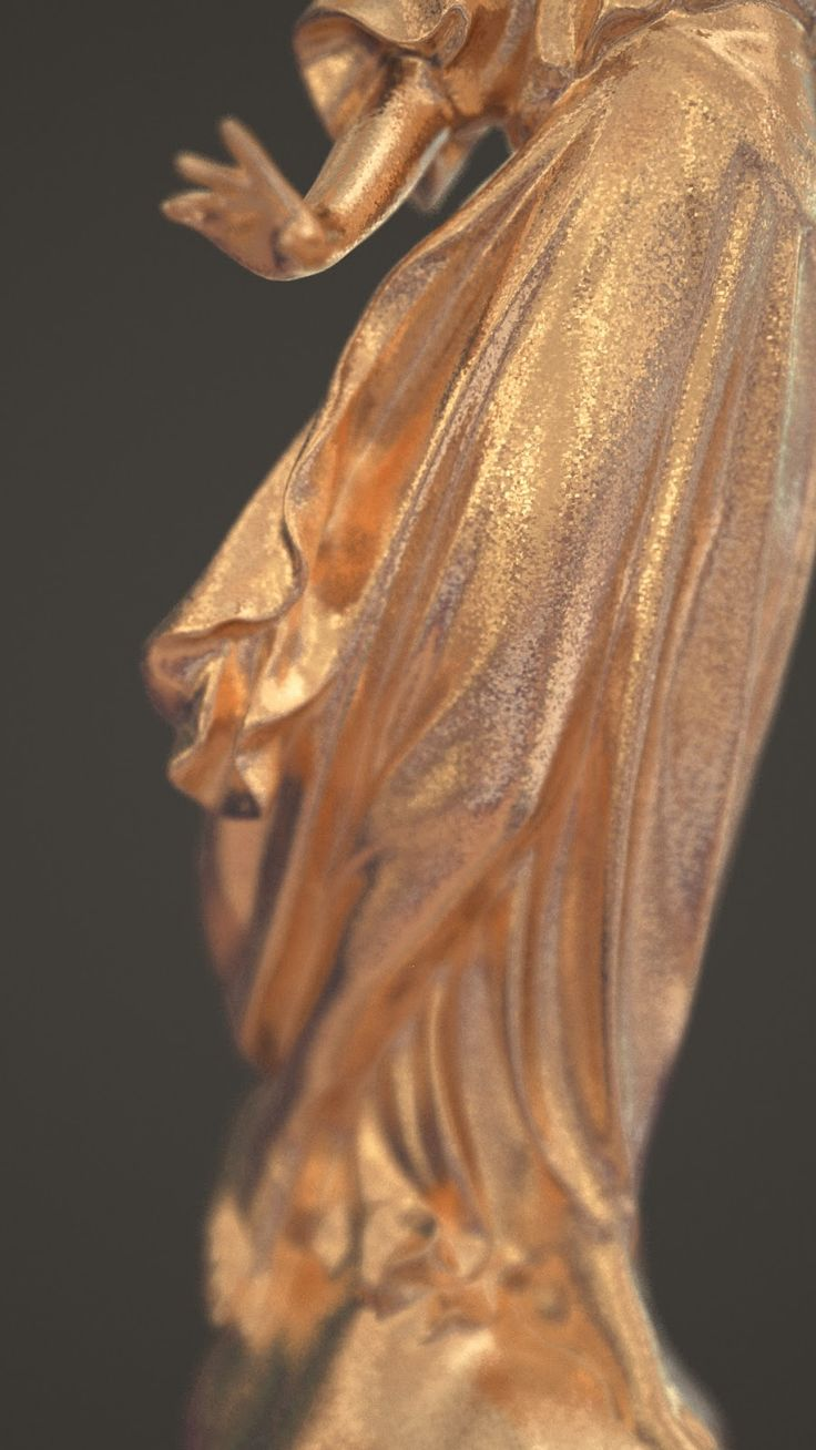 Tutorial: realistic gold material with V-Ray 3.3 | CG Tutorials library