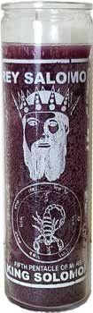 King Solomon 7 day jar
