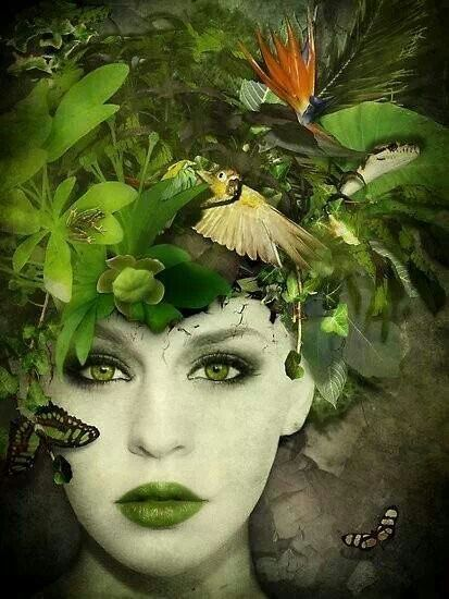 Divinity....mother nature