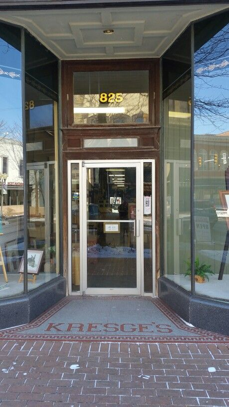 Kresge's/Jupiter - 5c & 10c Store - Front Entry, Mosaic Tile