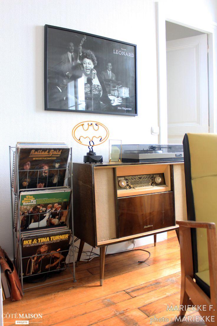 1000 Id Es Sur Le Th Me Rangement De Vinyles Sur Pinterest