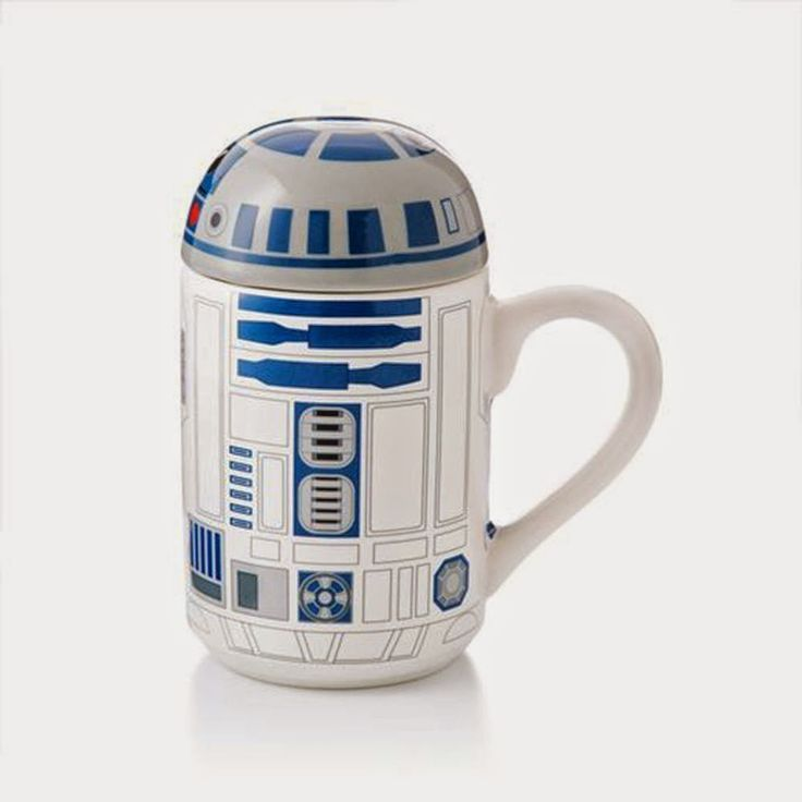 Take a look at this awesome R2D2 coffee mug! $32.95 http://creativekitchenwares.blogspot.ca/2014/06/creative-coffee-mug.html