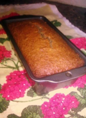 Banana Bread - Low Fat, High Fiber from Food.com:   I started with the Flax Banana Bread recipe on the Red Mill site, then tweaked it a bit to remove fat and add some more whole grains. This is a hearty-tasting, moist and delicious banana bread that even my young kids enjoy!