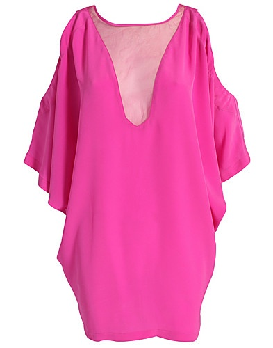 Charm Dress - NLY Trend - Roze - Feestjurken - Kleding - NELLY.COM