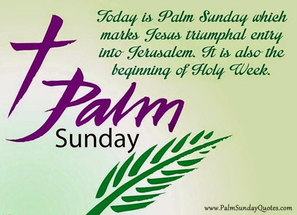Palm Sunday Quotes Or Prayers. QuotesGram by @quotesgram