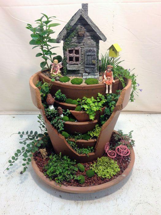 Best 25 Fairy Garden Supplies Ideas On Pinterest Fairy Homes Diy Fairy Garden And Garden