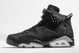 "Latest Jordan shoes information.: Black color Air Jordan 6 ""Black Cat"" will be on sa..."