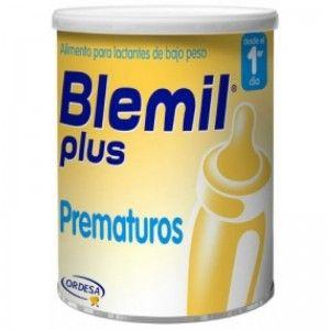 Ordesa Blemil Prematuros 400 gramos es una leche hipercalorica especial para niños con muchas necesidades desde el principio, esta formula c...