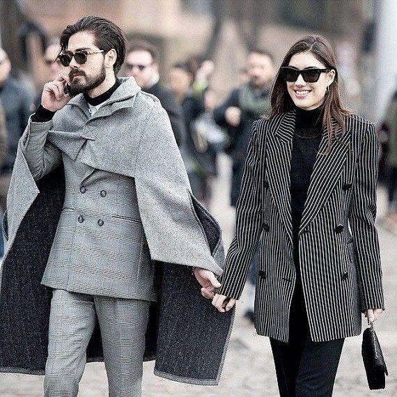 Patricia Manfield y Giotto Calendoli son una pareja de origen italiano (ambos nacieron en Nápoles) que en los últimos meses se han convertido entre los favoritos del street style debido a su estilo…