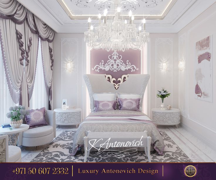 Zephyrian Bedroom Interior Design!This room is perfect for lounging and snuggling! Perfect idea to get a cozy, comfortable look in your bedroom! For more inspirational ideas take a look at: http://www.antonovich-design.ae/ You can give us a call!☎️ +971 50 607 2332 #antonovichdesign, #design, #exteriordesign, #housedesign, #homexterior, #furniture, #interior, #decor, #villadesign, #abudhabi, #homestyle