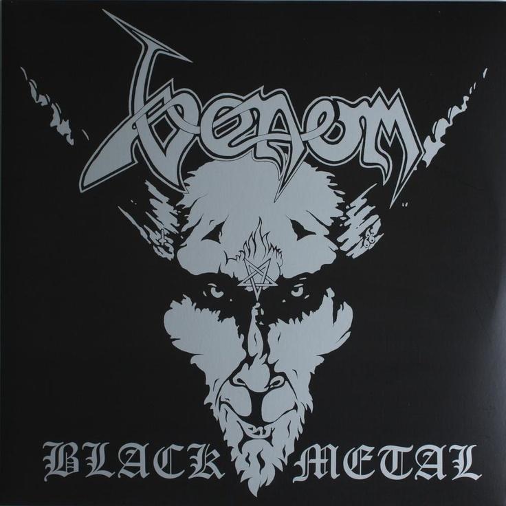 "Venom Band   Black Metal"" - Neat Records - (NEAT 1005) England, 1982."