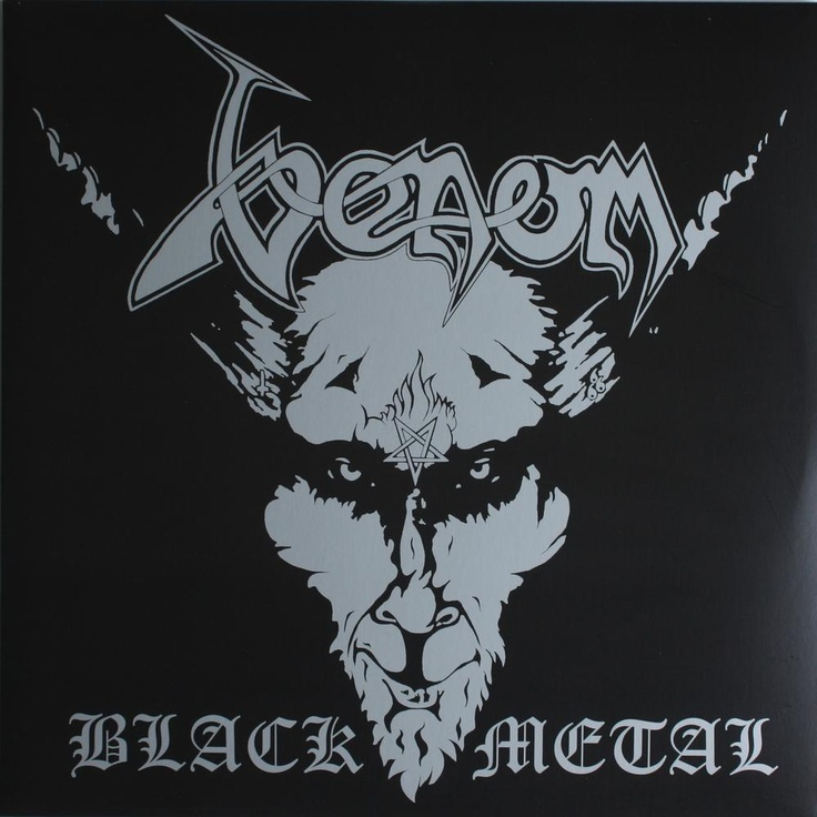 "Venom Band | Black Metal"" - Neat Records - (NEAT 1005) England, 1982."