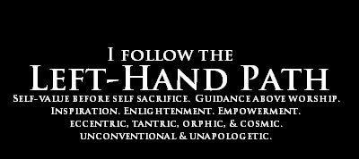 Image result for left hand path photos