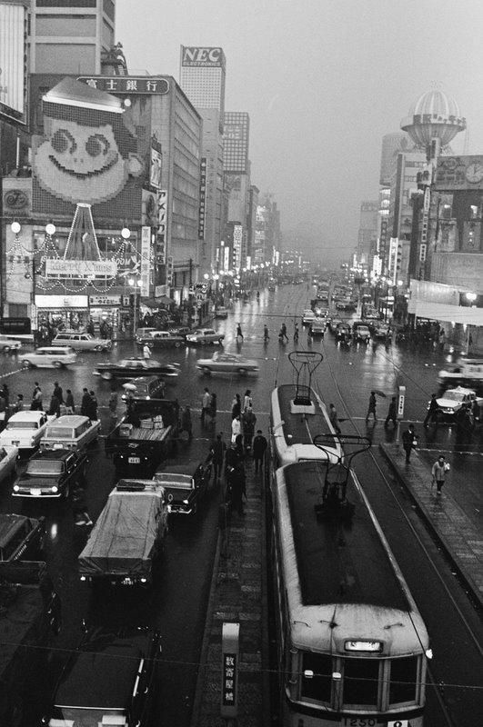 東京、1964年12月 Tokyo, December 1964