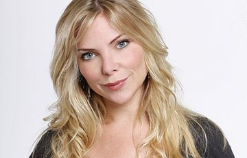 Samantha Womack, former Ronnie on EastEnders