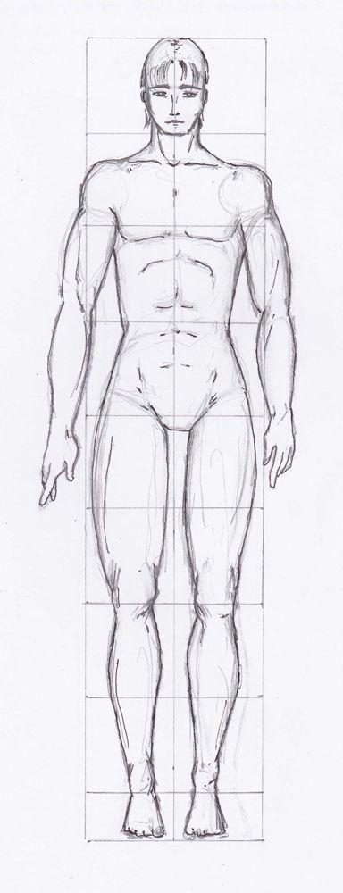 grille #silhouette homme - labo-d.com - ©Doc.D