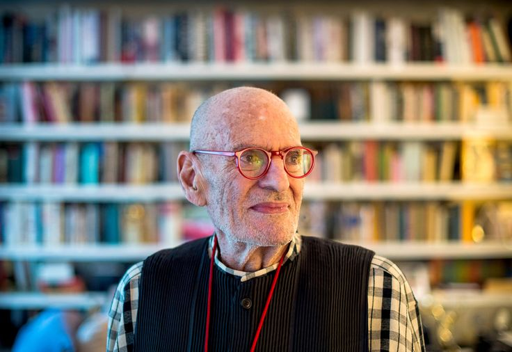 """Larry Kramer — writer, advocate, """"loudmouth"""" — helped define AIDS activism and gay life. He ruffled some feathers along the way."""