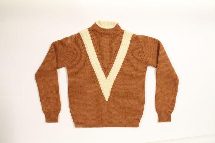 Knitted Mountain Sweater http://www.inheritedclothing.com/