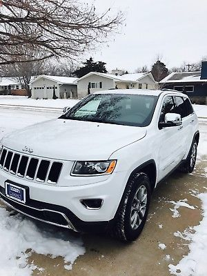 ebay 2016 jeep grand cherokee jeep grand cherokee limited jeep rh pinterest co uk