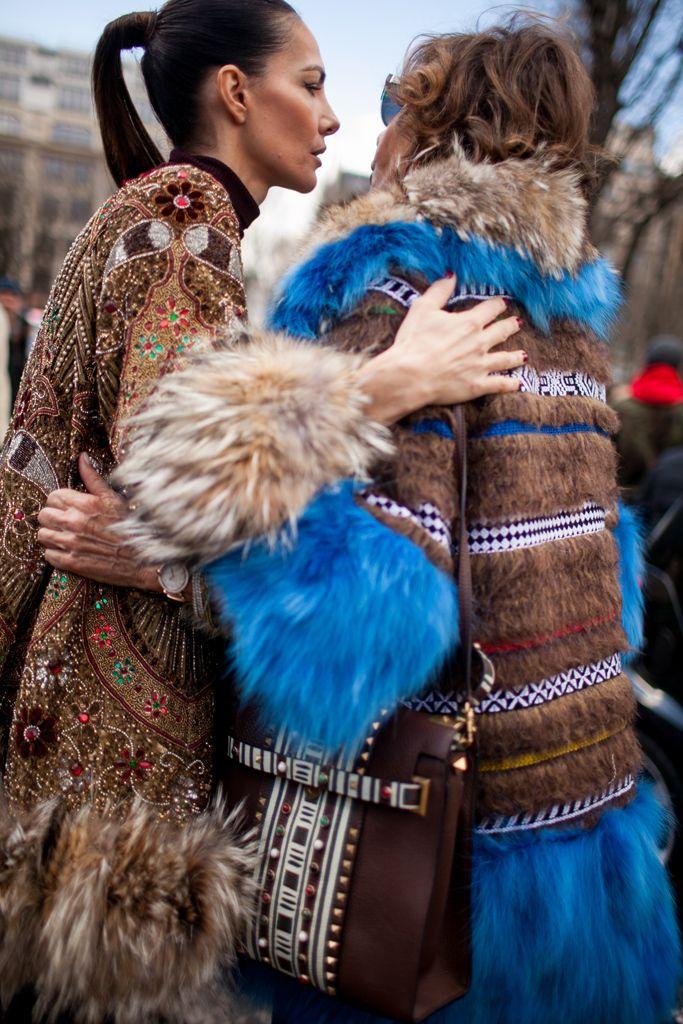【スナップ】トレンドが一堂に会した4大コレクションの総決算! 2016-17年秋冬パリ・ファッション・ウイーク ストリートスナップ(235枚) | SNAP | WWD JAPAN.COM