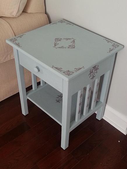17 mejores im genes sobre chalk paint en pinterest mesas for Pintura para muebles efecto tiza