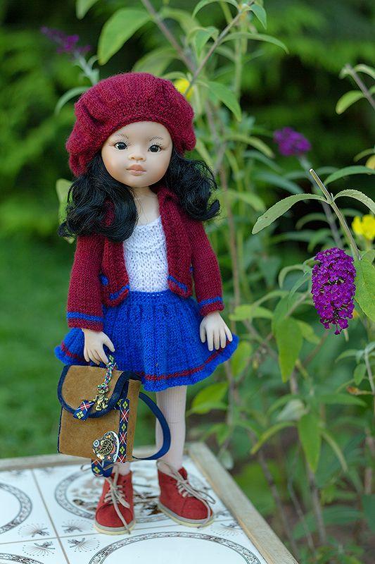 Летом, в жаркие часы – только майка и трусы / Paola Reina, Antonio Juan и другие испанские куклы / Бэйбики. Куклы фото. Одежда для кукол