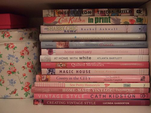 Shabby Chic Design Books...