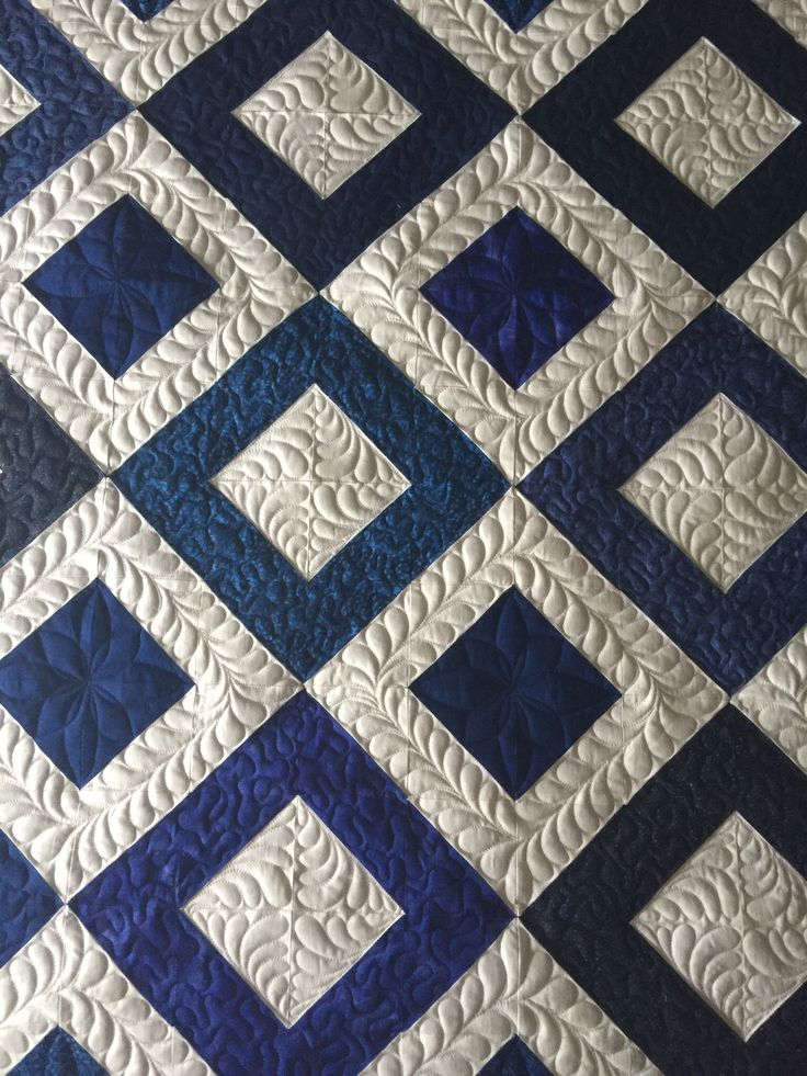 Quilting Templates Square : 25+ best Blue Quilts ideas on Pinterest Recycled denim crafts, Denim quilts and Stained glass ...