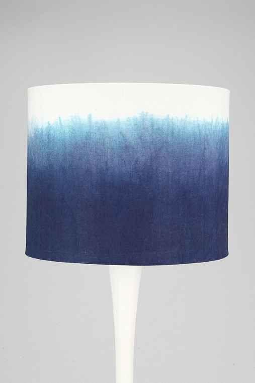 4040 Locust Indigo Lamp Shade - Urban Outfitters