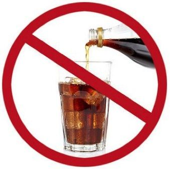 Are hot and cold beverages good for the sensitivity of your #teeth?   What kind of beverages you should and shouldn't consume: Anything with a high acid level -- sodas, coffee, tea, almost all juices, wine, and many popular energy drinks -- can worsen enamel erosion and discomfort.