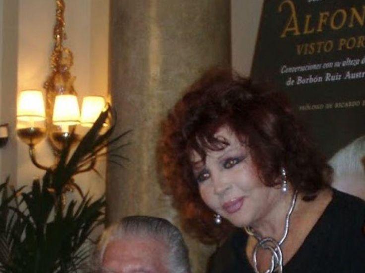 Leandro de Borbón fue uno de los amantes secretos de Sara Montiel