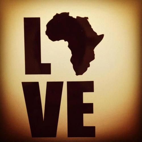 """""""I am not African because I was born in Africa but because Africa was born in me."""" — Kwame Nkrumah"""