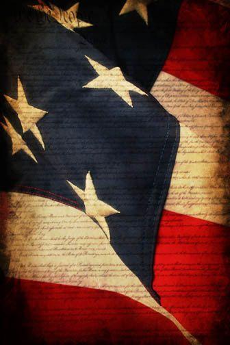 American Flag  via Debbie Phillips