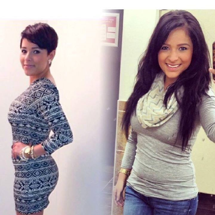 Shorthairbeauty Before Or After Http Ift Tt 1xveaej Ideas For The Nest Pinterest