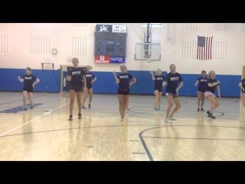 Hello Cheer - Varsity Football - YouTube