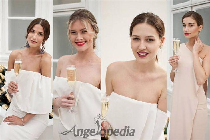 Spring Swirl - Miss Slovensko 2016 finalists posing as ethereal fairies