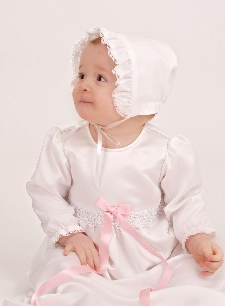 Dåpskjole Classic fra Grace of Sweden