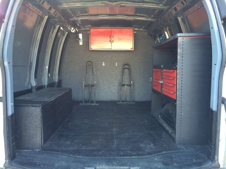 2004 Chevy Express Moto Van For Sale - USA-Northeast - Motocross Forums / Message Boards - Vital MX