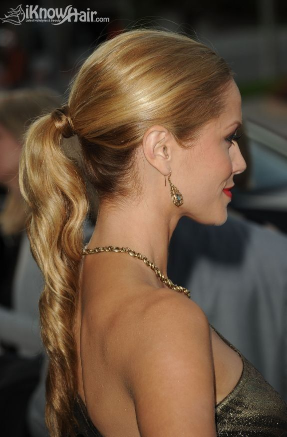 different style hair 17 best images about ponytail hairstyles on 4981