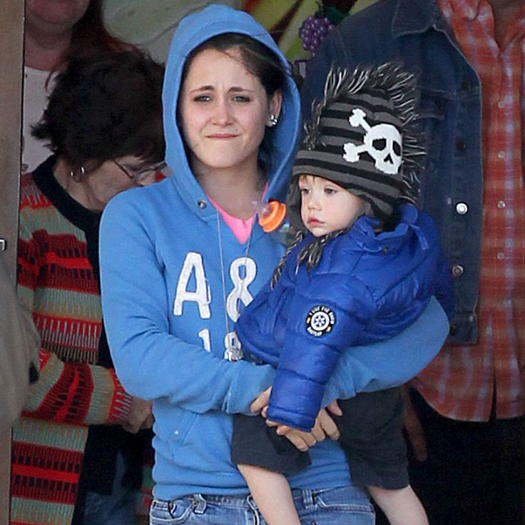 'Teen Mom 2' Star Jenelle Evans Shows Off Her Weight Loss After Baby