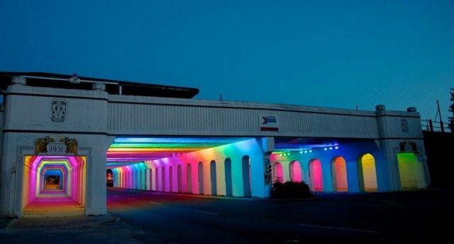 Light Channels in Birmingham